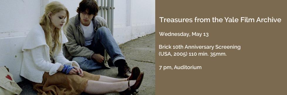 Brick 10th Anniversary Screening