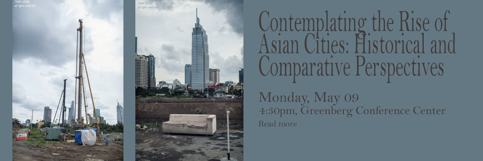 Contemplating the Rise of Asian Cities