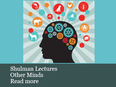 Shulman Lectures in Science and the Humanities