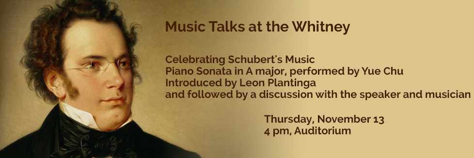 Music Talks at the Whitney