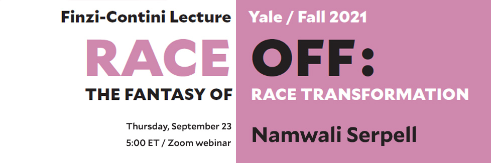 Race Off: The Fantasy of Race Transformation