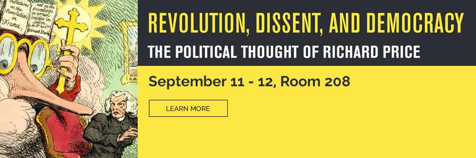 Revolution, Dissent, and Democracy