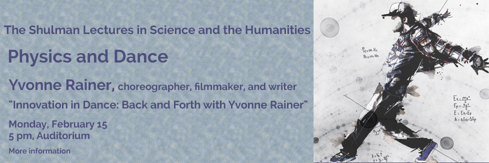 Yvonne Rainer, choreographer, filmmaker, and writer