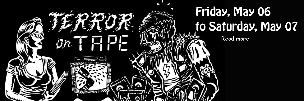 Terror on Tape Conference