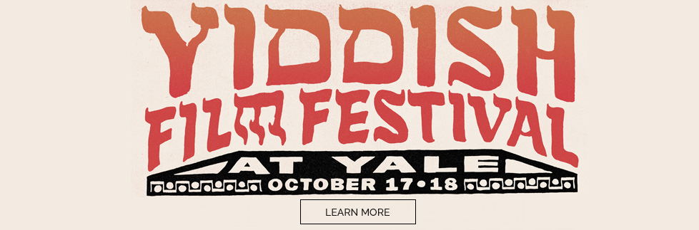 Yiddish Film Festival
